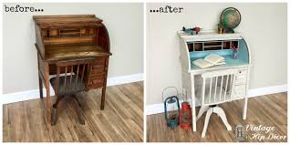 Antique Roll Top Secretary Desk by Antique Roll Top Desk Kids Desk And Chair Set Vintage Home