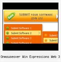 onmouseover win expressions web 3 template