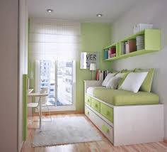 white wall paint for girls small bedroom design brown wooden bed