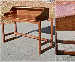Secretary Desk Modern by Building A Modern Secretary Desk 17 Steps With Pictures