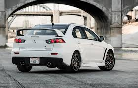 car mitsubishi evo last mitsubishi evo final edition sells at auction performancedrive