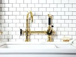 Kitchen Faucets Kohler by Faucet Luxury Gold Chrome Finish Kitchen Faucet Gold Faucet For