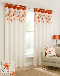 Orange And Brown Curtains Orange And Curtains 100 Images Curtains By Color