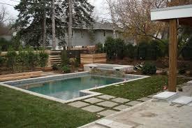 Modern Back Yard Triyae Com U003d Modern Backyard Garden Ideas Various Design
