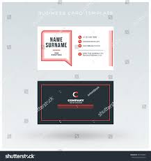 28 double sided business card template illustrator quot