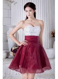 dresses for sweet 15 beaded white and burgundy sweet 15 dress img 6949 1st dress