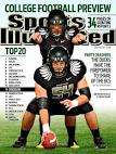 OREGON DUCKS on Sports Illustrated College Preview Cover