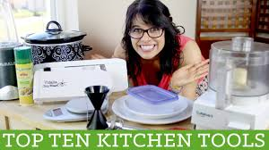 top ten kitchen tools and gadgets alyssia u0027s vlog youtube