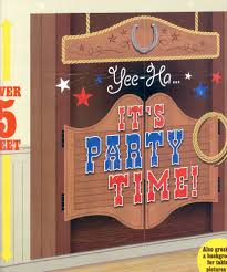 western themed table centerpieces western party ebay