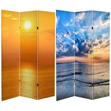 decorative room dividers screens folding privacy screens on