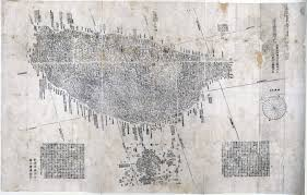 Wall Maps Of The World by Large Scale Detailed Old Map Of Taiwan 1878 Taiwan Asia