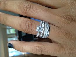 Stacked Wedding Rings by Do You Like The Look Of Stacked Wedding Bands Gbcn