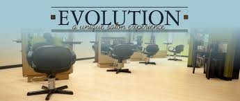 evolution salon home