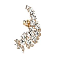 cartilage cuff earrings cartilage cuff earrings statement ear cuffs gold