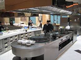 Restaurant Kitchen Layout Design 16 Best Design Kitchen Industrial Images On Pinterest Kitchen