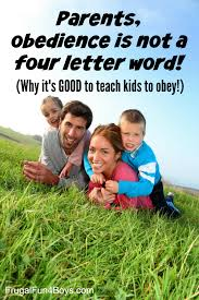 Blind Obedience To Authority Why It U0027s Good For Parents To Require Kids To Obey