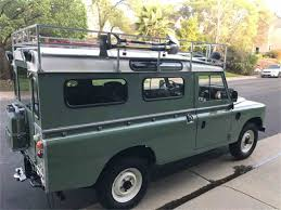 land rover series 1 hardtop 1961 land rover series iia for sale classiccars com cc 975071