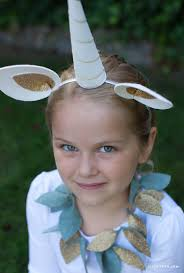 diy unicorn costume lia griffith