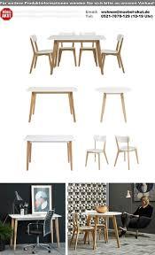 Esszimmer Set Ebay Esszimmer Set Raven Tisch 120x80 Cm Küchentisch Mit 4 Stühlen