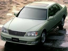 toyota celsior toyota celsior рестайлинг 1997 1998 1999 2000 седан 2