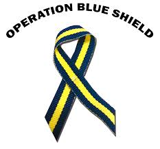 blue support ribbon operation blue shield dpd beat
