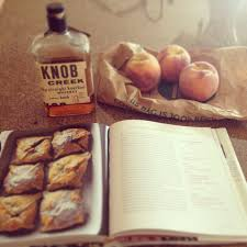 The Smitten Kitchen Cookbook by Smitten Kitchen U0027s Peach Dumplings With Bourbon Hard Sauce