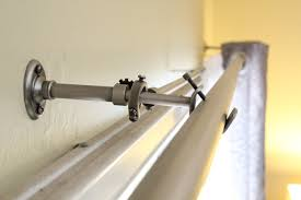 Sliding Curtain Rods Curtain Rods For Sliding Glass Doors With Vertical Blinds