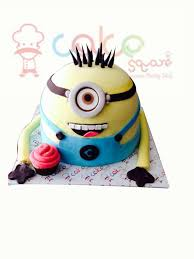 minion u2013 cake square chennai