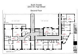 500 Sq Ft Studio Floor Plans by Bush Arcade Building Efficiency Apartments In Bellefonte Pa 16823
