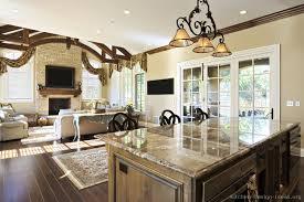 open kitchen design with island attractive open kitchen ideas lovely kitchen design trend 2017 with