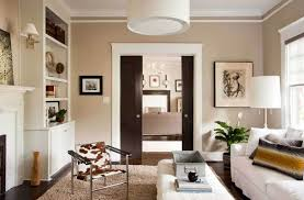 interior paint colors brown