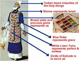 high priest garments god designed this garment every part of the garment was dictated by