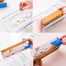 How To Get Nail Polish Off Furniture by How To Use Nail Polish To Marble Anything Brit Co