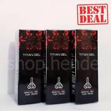 titan gel special gel for men guaranteed 100 original 3 pcs x 50