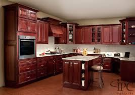 dark cherry wood kitchen cabinets cherry hill cherry maple