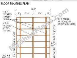 shed floor plans free garden shed floor plans free shed plans floor frame detail garden