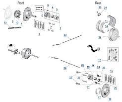 jeep liberty brake parts jeep replacement brake parts