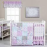 amazon com purple crib bedding bedding baby products
