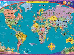 world maps incultureparent 10 best world maps for your children s room