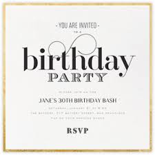birthday invitations at paperless post
