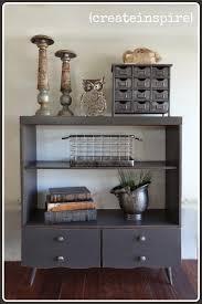 createinspire mid century bookcase