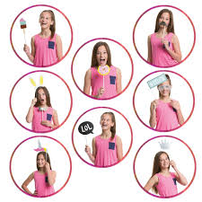 photo booth prop 10 kids photo booth prop kit kmart