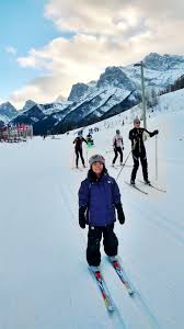 cross country skiing at the canmore nordic centre play outside guide