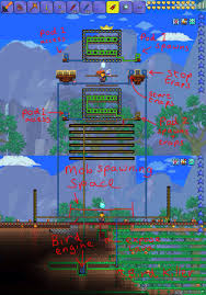 Terraria How To Make A Bed Mobile Frost Moon Difficulty Terraria Community Forums