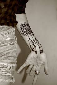 14 best henna dream catcher tattoo images on pinterest dream