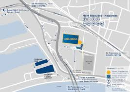 Rouen France Map by Rouen France Handball 2017
