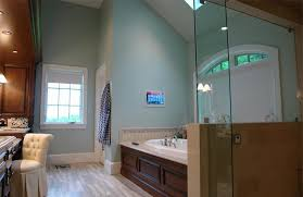 Mirror Tvs For Bathroom Beautiful Customized Mirror Tvs For Every Room Of The House Dtv