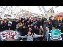 theme park worldwide winter event vlog december 2017