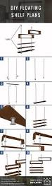 Build Floating Shelves by Diy Floating Shelves How To Build Your Own Simplified Building