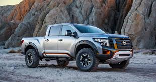 subaru pickup concept nissan titan warrior pickup goes bold at detroit auto show